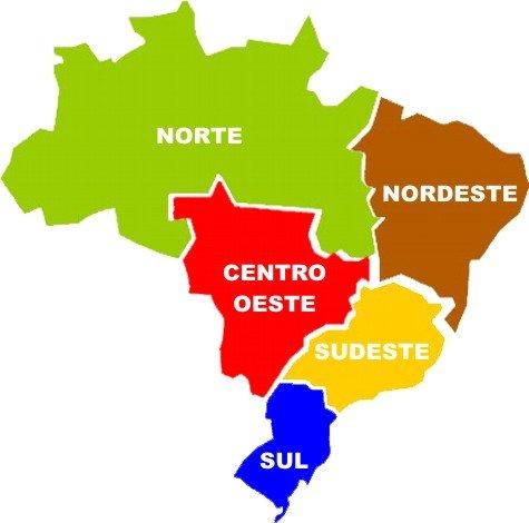 mapas-do-brasil-por-regiões-2