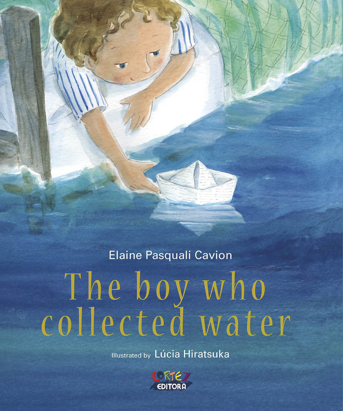 THE BOY WHO COLLECTED WATER
