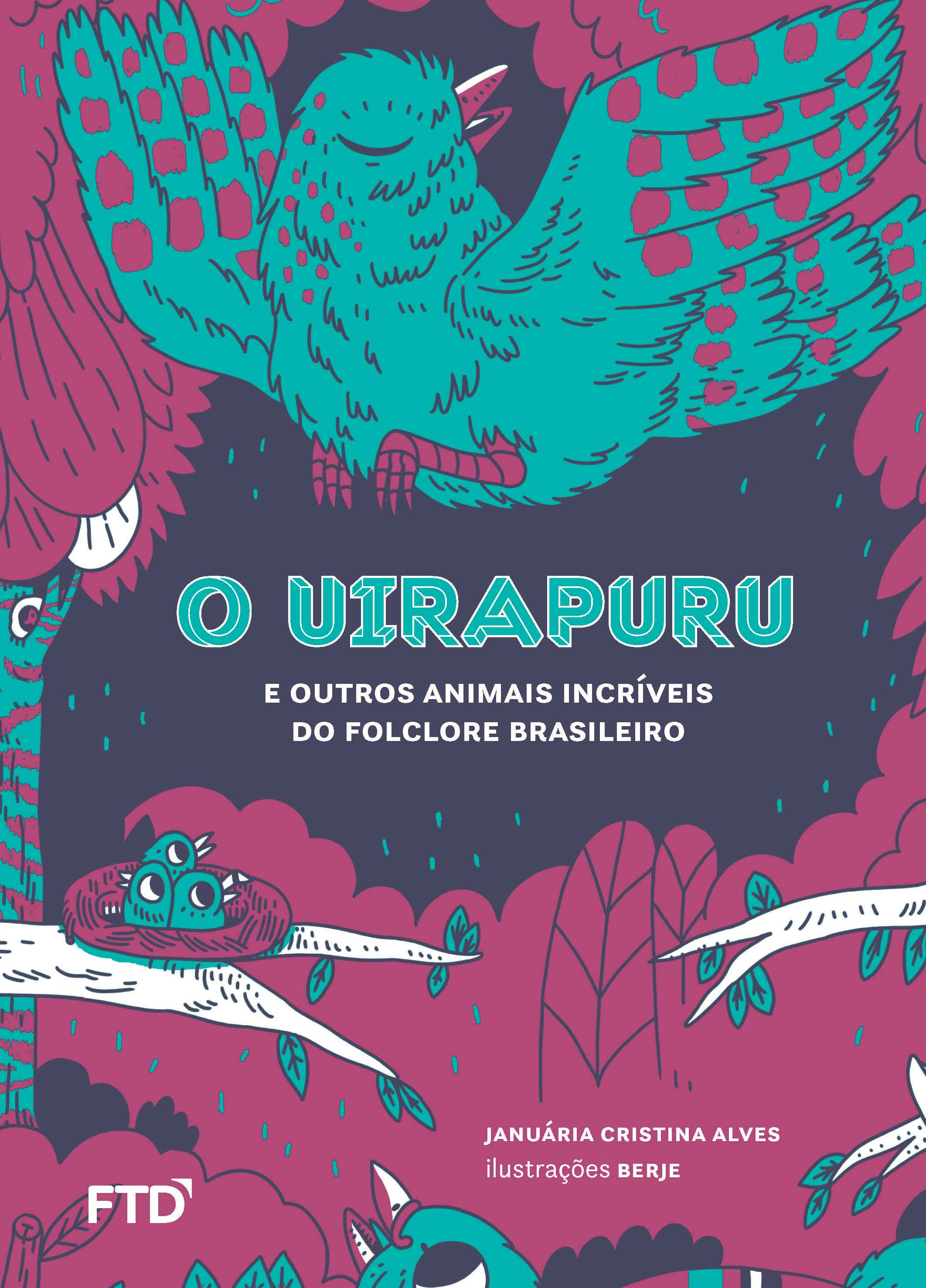 The Uirapuru and Other Naughty Figures from Brazilian Folklore