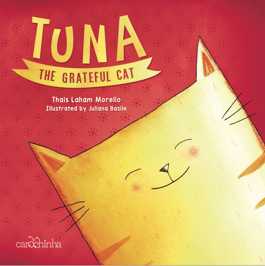 Tuna, the grateful cat