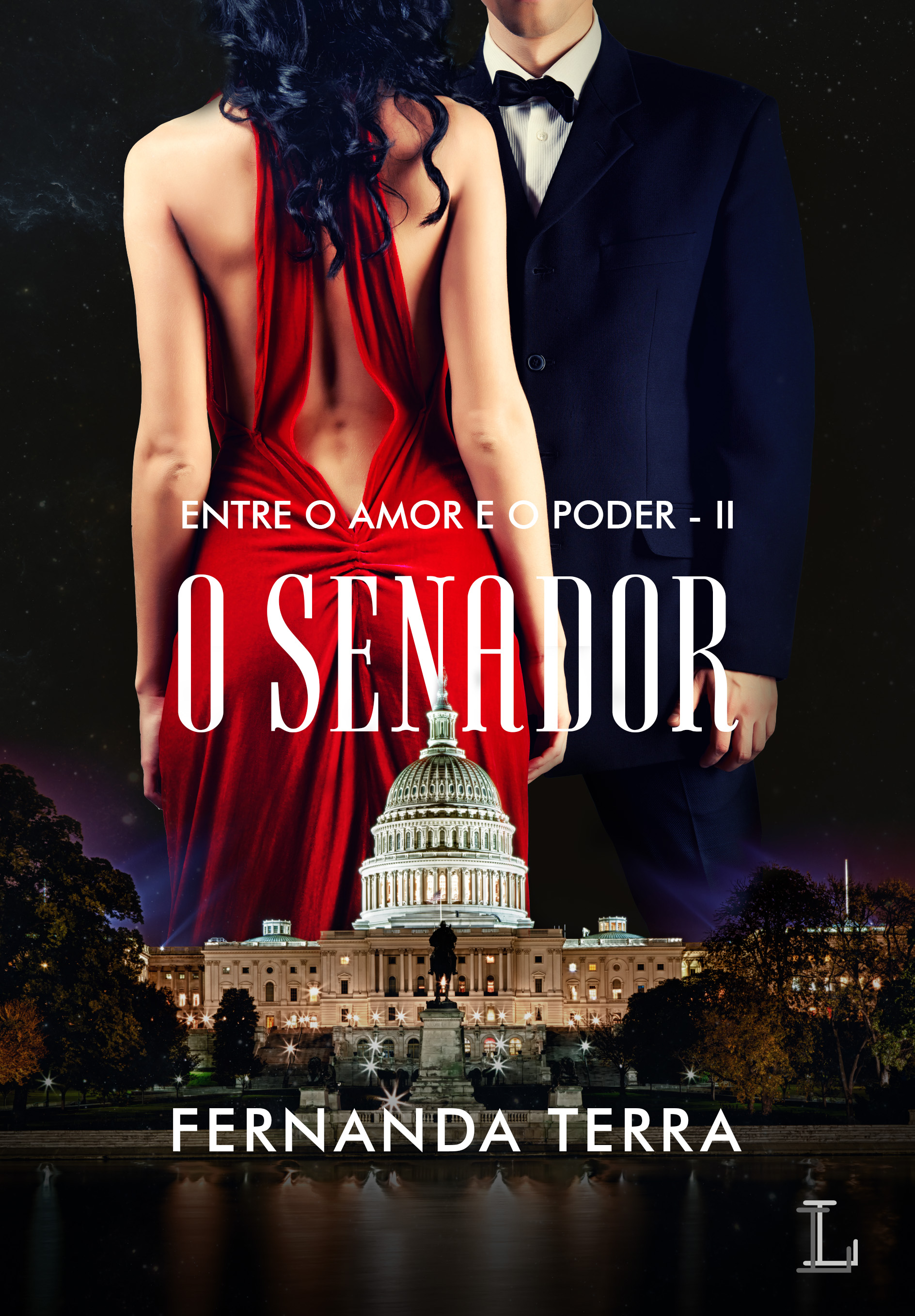 The Senator - series Between Love and Power - Book 2