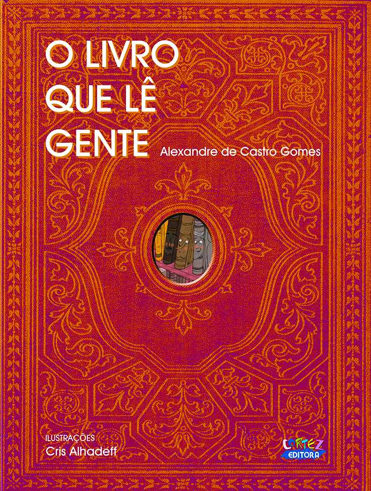 Livro que lê gente (The Books who Reads People)
