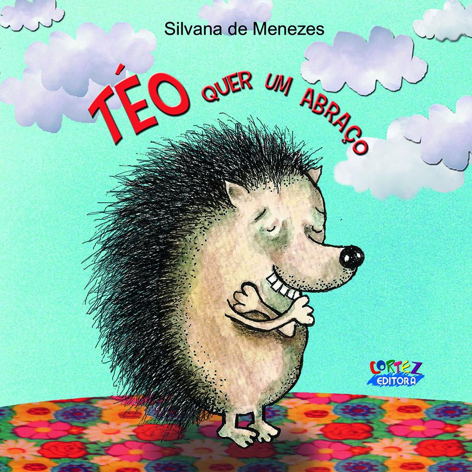 Teo quer um abraço (Theo wants a hug)