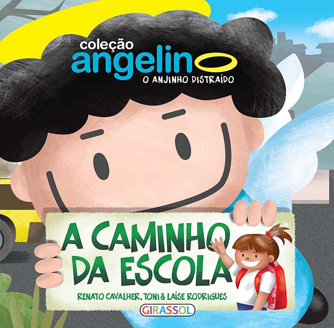 Angelito, el Angelito Distraído – Ir a la escuela