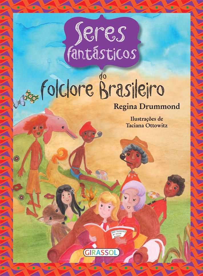 Seres fantásticos del folclore brasileño