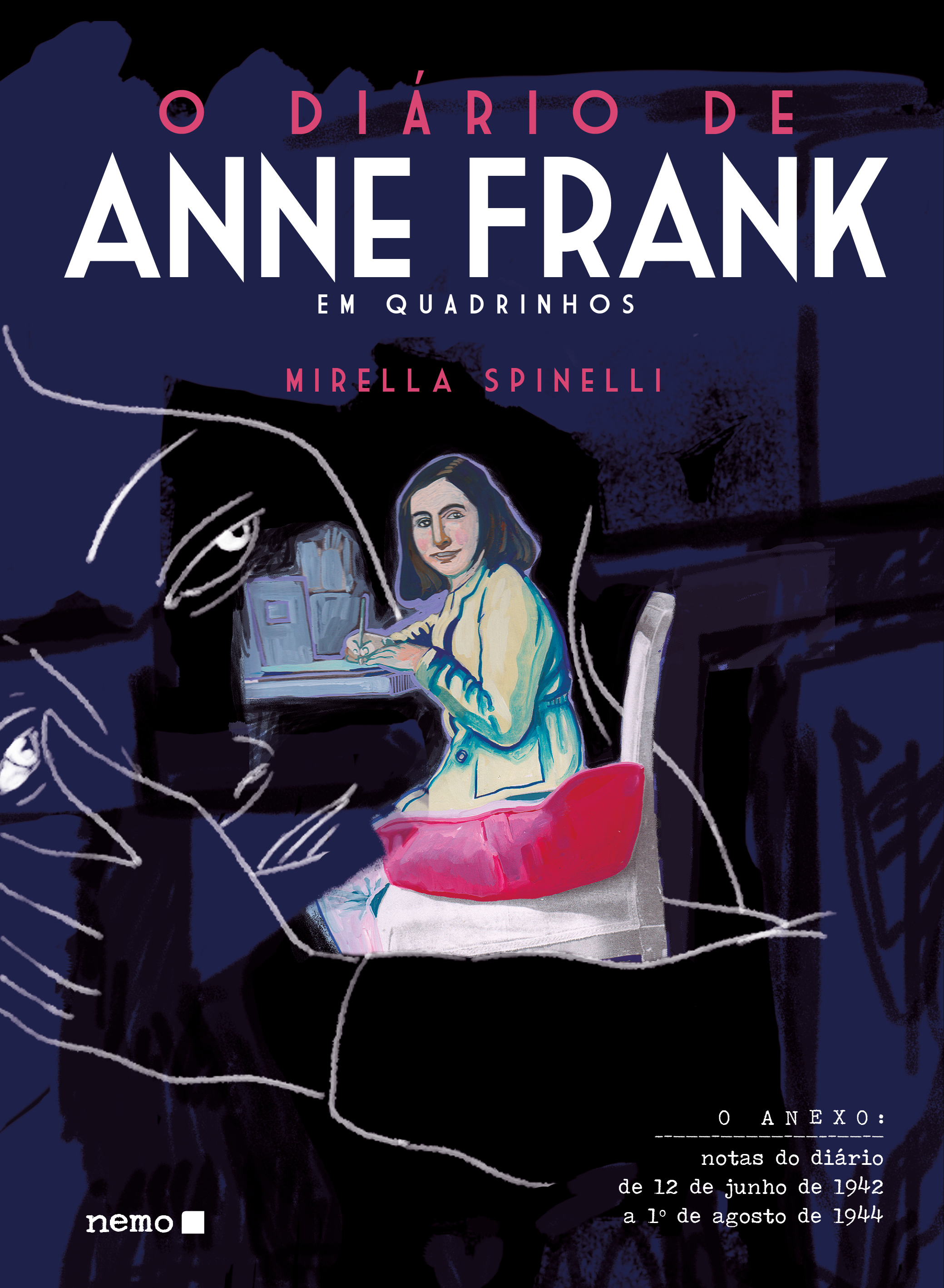 THE DIARY OF ANNE FRANK - A GRAPHIC NOVEL