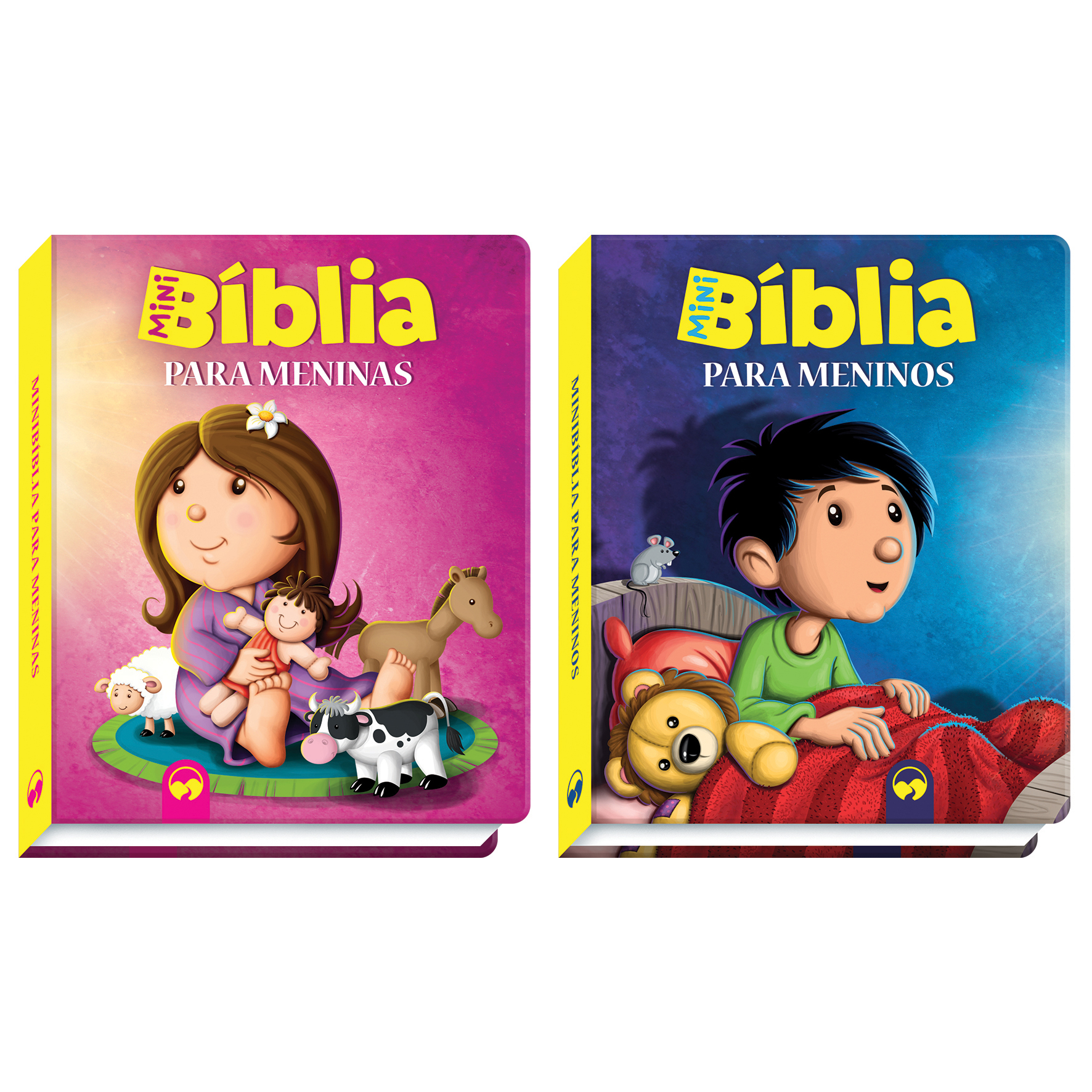 Mini Bible – Boys and Girls