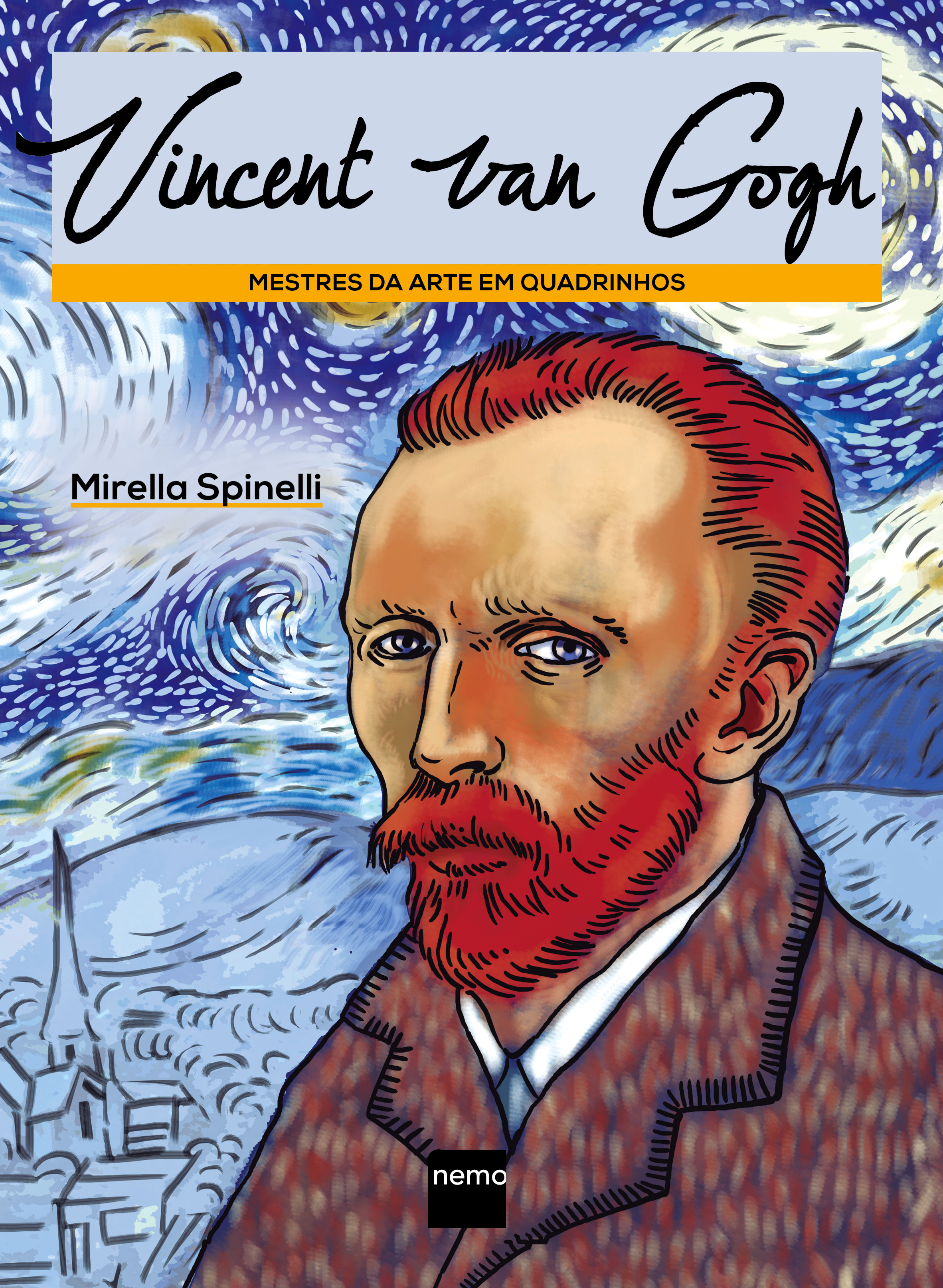 VINCENT VAN GOGH (HQ)