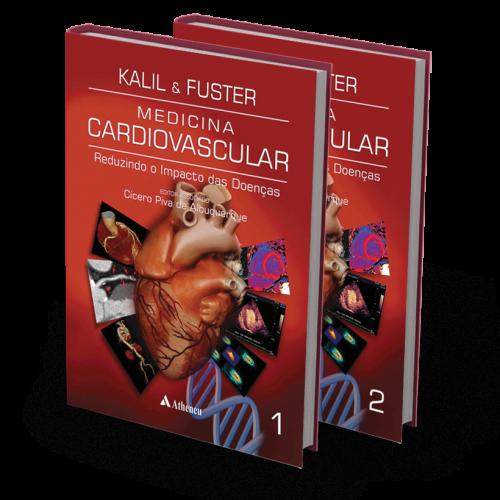 Medicina Cardiovascular Reduzindo o Impacto das Doenças - 2 volumes
