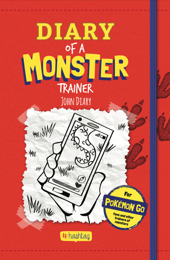 Diary of a monster trainer