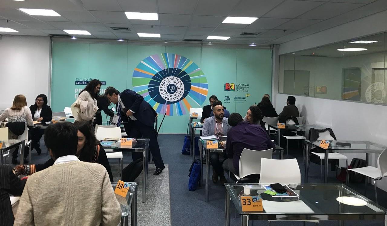 Bienal Internacional do Livro de São Paulo promove 1ª Jornada Profissional