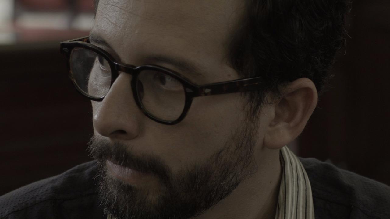 Autor brasileiro João Paulo Cuenca participa da Feira do Livro de Frankfurt