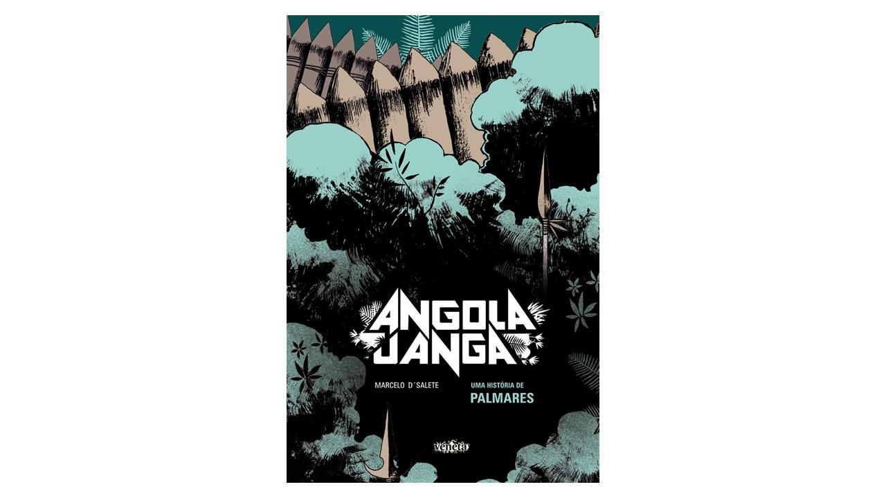 "Ganador del Jabuti, dibujante Marcelo D' Salete llega al mercado internacional con el título ""Angola Janga"""