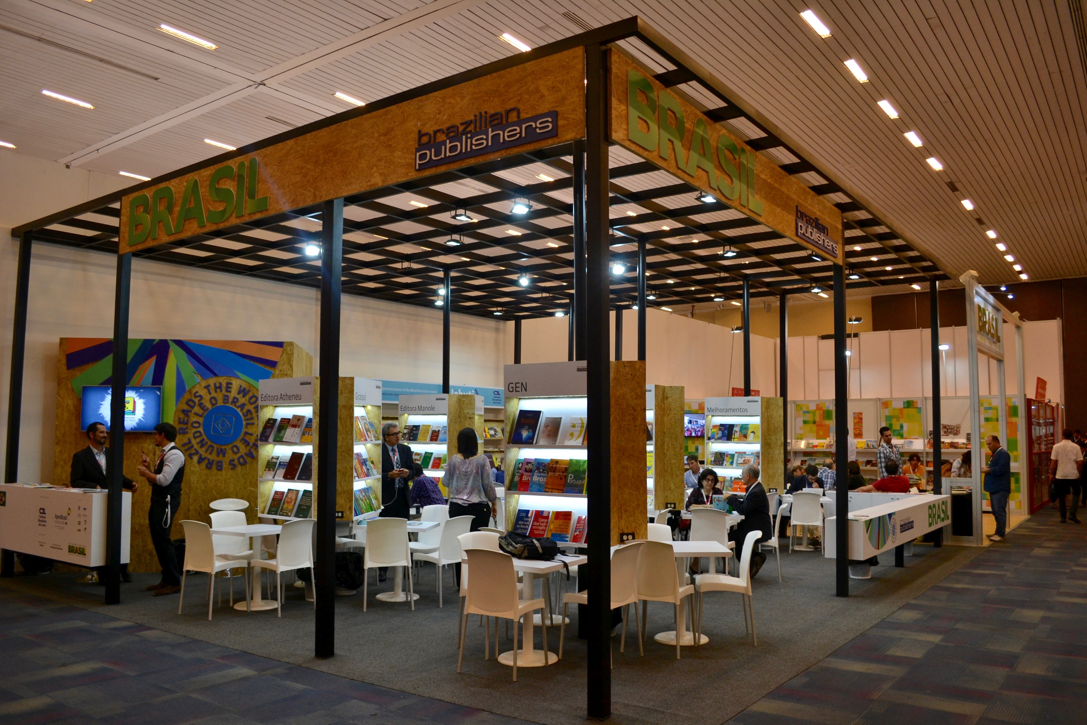 Editoras brasileiras se preparam para Feira Internacional do Livro de Guadalajara