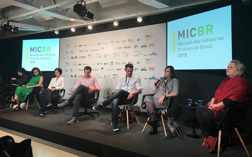 Brazilian Publishers participa do MicBR 2018