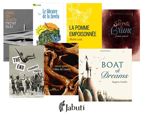 Find out the Brazilian publishing houses that compete for the international category of the Jabuti Award this Thursday (8th)