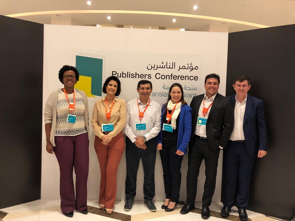 Participação brasileira na Feira do Livro de Sharjah 2018 gera US$ 136 mil em negócios