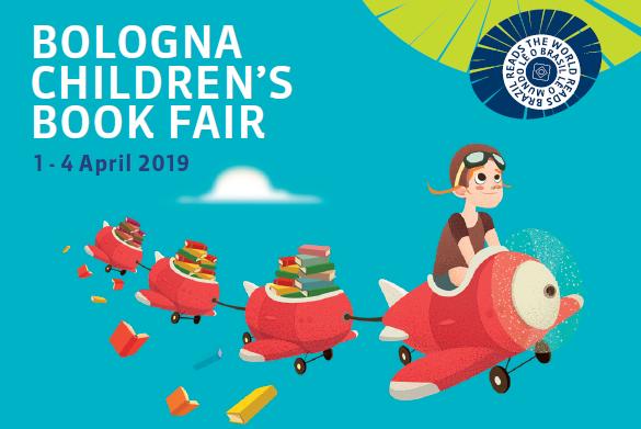 FTD Educação, Girassol Brasil and IMEPH participate in the Bologna Children's Book Fair