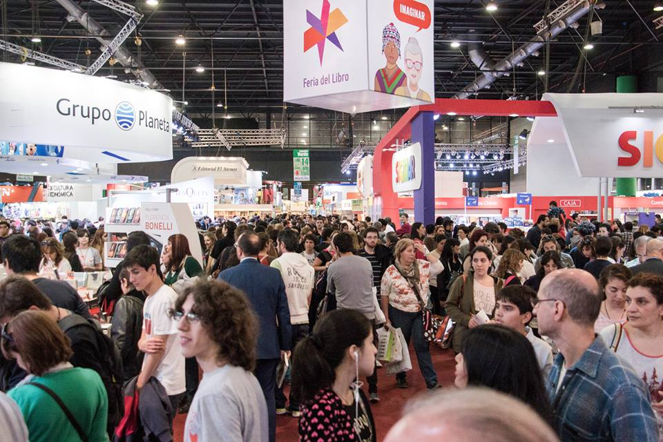 Buenos Aires Book Fair 2019 will have the participation of nine Brazilian publishing houses and two Brazilian writers