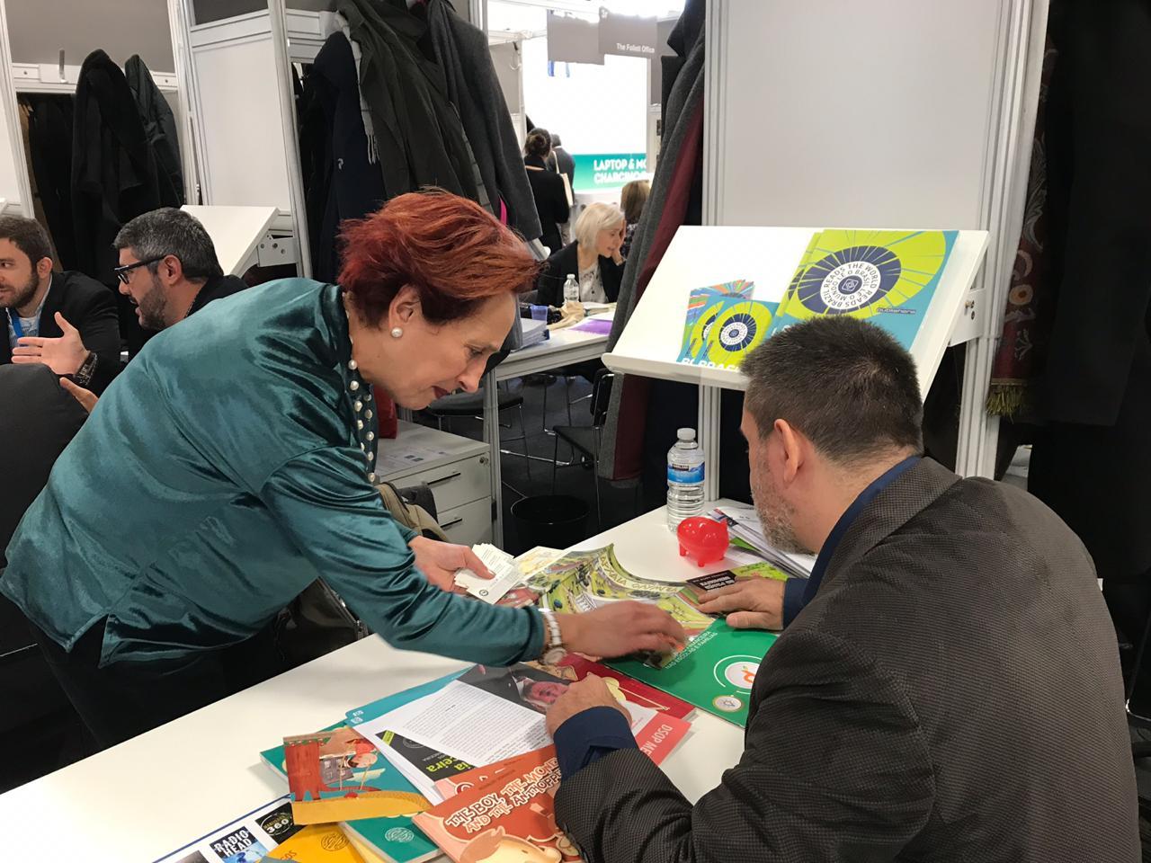 Participação brasileira na Feira do Livro de Londres gera US$285 mil em negócios e supera valor do ano passado