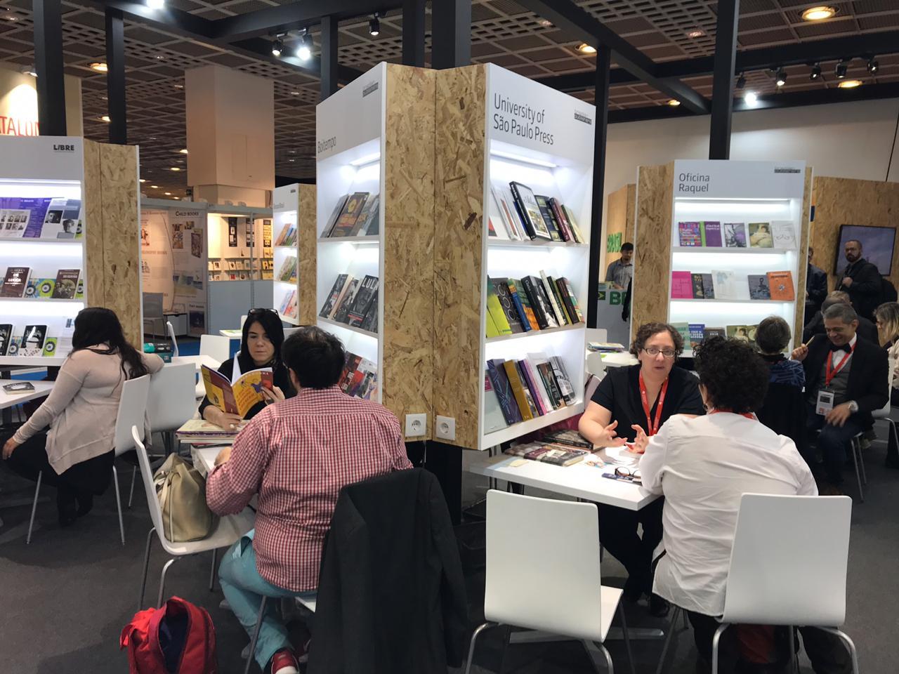 Segmento infanto-juvenil brasileiro marca presença na Feira do Livro de Frankfurt