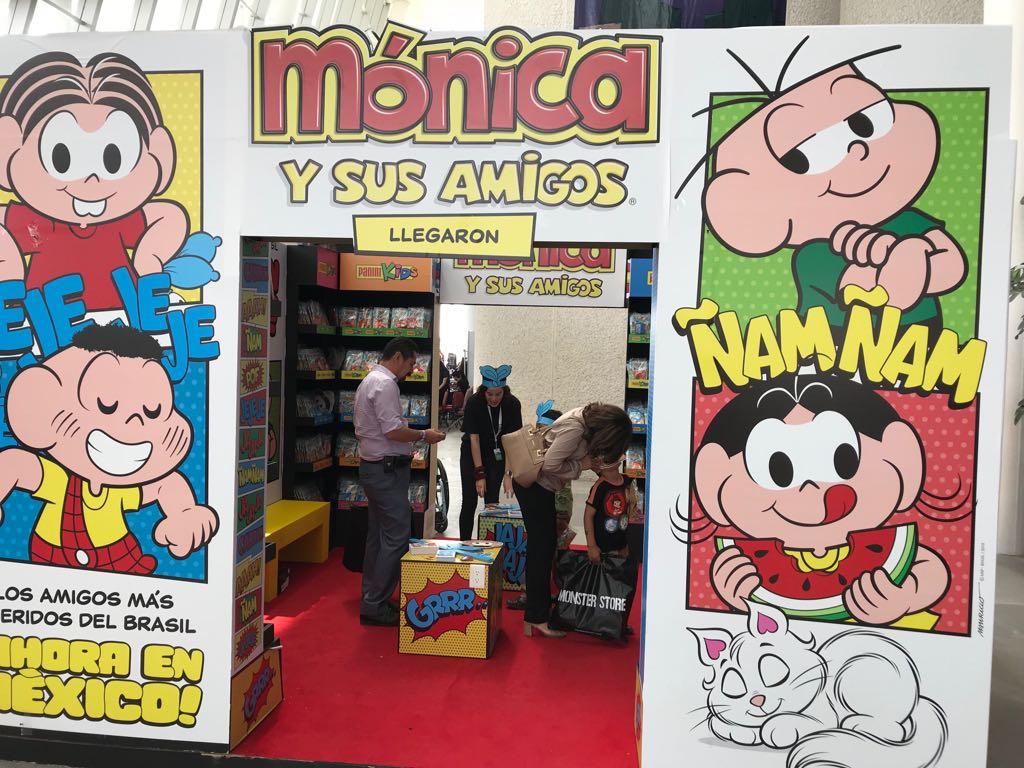 Turma da Mônica chega às bancas do México e amplia estratégia de internacionalização