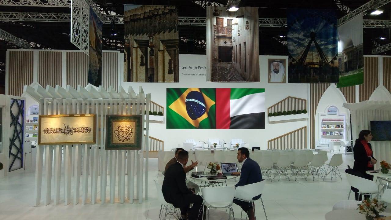 São Paulo International Book Fair begins this Friday (3rd) with the launching of more than 40 Arab works translated into Portuguese