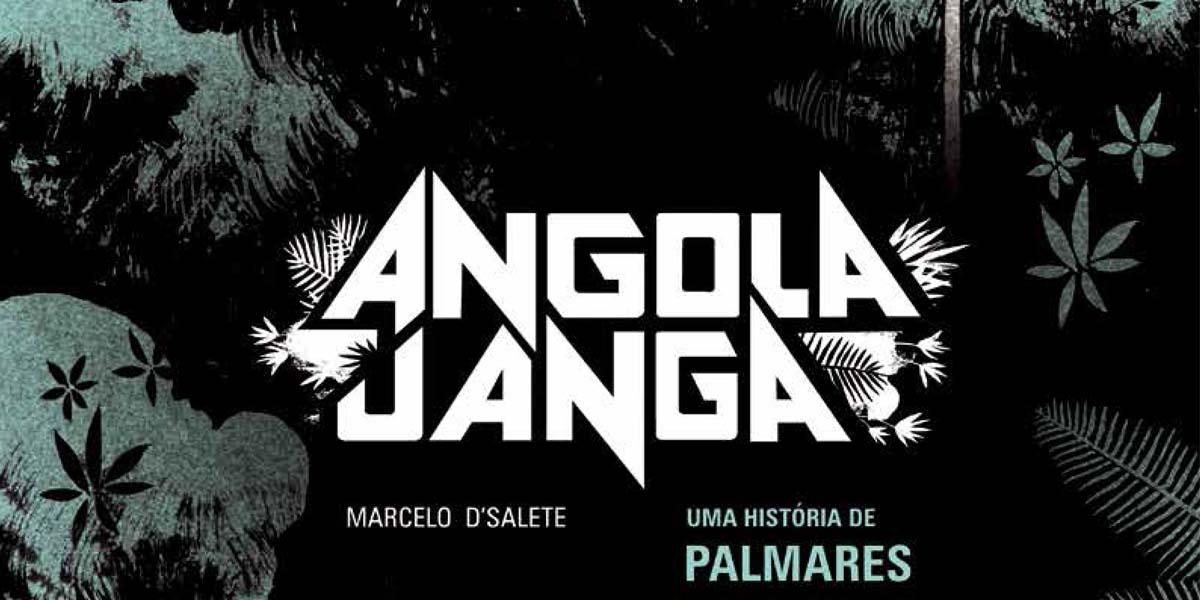 Quadrinhos sobre a história de Palmares chega a Portugal