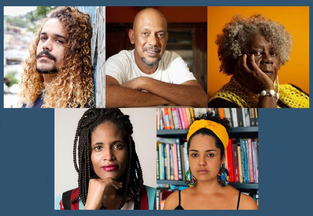 5 Autores Negros