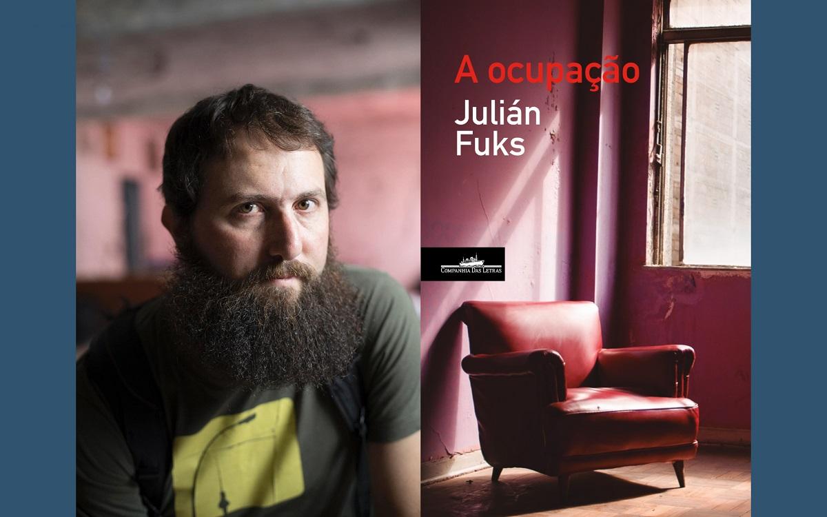 A ocupação Julian Fuks