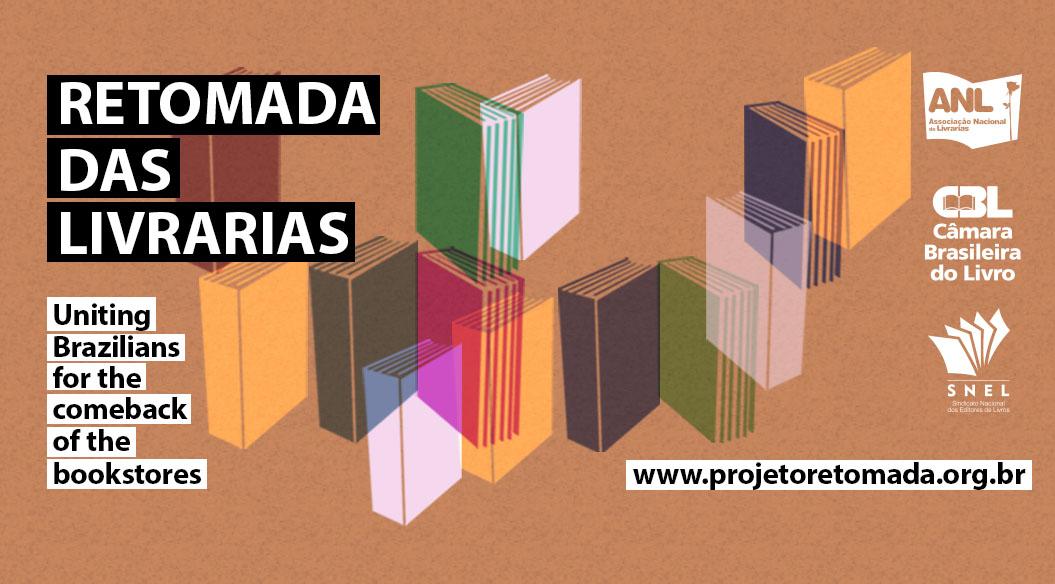 Retomada das Livrarias Público Internacional