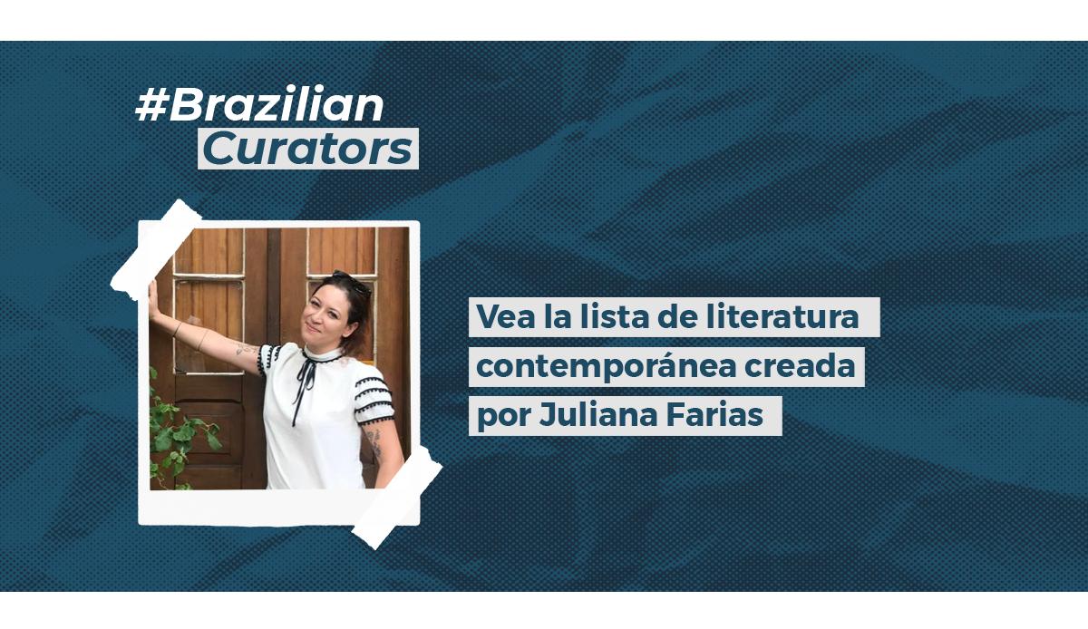 Brazilian Curators com Juliana Farias